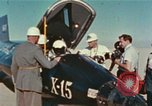 Image of X-15 First high powered flight California United States USA, 1960, second 1 stock footage video 65675021331