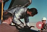 Image of X-15 First high powered flight California United States USA, 1960, second 35 stock footage video 65675021331