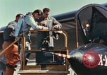 Image of X-15 aircraft California United States USA, 1960, second 49 stock footage video 65675021332