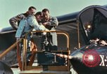 Image of X-15 aircraft California United States USA, 1960, second 51 stock footage video 65675021332