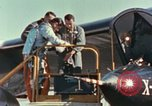 Image of X-15 aircraft California United States USA, 1960, second 52 stock footage video 65675021332