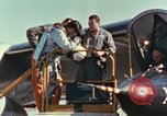 Image of X-15 aircraft California United States USA, 1960, second 57 stock footage video 65675021332