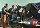 Image of X-15 aircraft California United States USA, 1960, second 62 stock footage video 65675021332