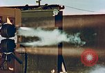 Image of test of XLR-11 engine for X-15 California United States USA, 1959, second 17 stock footage video 65675021345