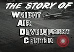 Image of Wright Air Development Center United States USA, 1950, second 23 stock footage video 65675021346