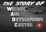 Image of Wright Air Development Center United States USA, 1950, second 24 stock footage video 65675021346