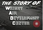 Image of Wright Air Development Center United States USA, 1950, second 26 stock footage video 65675021346