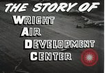 Image of Wright Air Development Center United States USA, 1950, second 27 stock footage video 65675021346