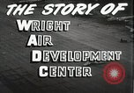 Image of Wright Air Development Center United States USA, 1950, second 28 stock footage video 65675021346