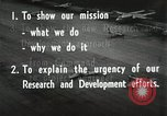 Image of Wright Air Development Center United States USA, 1950, second 38 stock footage video 65675021346