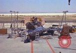 Image of Ramains of X-15-3 destroyed on test stand California United States USA, 1960, second 31 stock footage video 65675021358