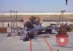 Image of Ramains of X-15-3 destroyed on test stand California United States USA, 1960, second 32 stock footage video 65675021358