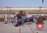 Image of Ramains of X-15-3 destroyed on test stand California United States USA, 1960, second 33 stock footage video 65675021358