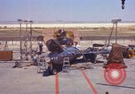 Image of Ramains of X-15-3 destroyed on test stand California United States USA, 1960, second 37 stock footage video 65675021358