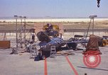 Image of Ramains of X-15-3 destroyed on test stand California United States USA, 1960, second 38 stock footage video 65675021358