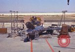 Image of Ramains of X-15-3 destroyed on test stand California United States USA, 1960, second 39 stock footage video 65675021358