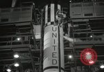 Image of Redstone Mercury Cape Canaveral Florida USA, 1961, second 31 stock footage video 65675021394
