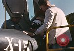 Image of X-15 California United States USA, 1959, second 50 stock footage video 65675021403
