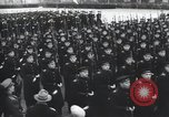 Image of Moscow parade celebrating 40th anniversary of Soviet Union Moscow Russia Soviet Union, 1957, second 27 stock footage video 65675021410