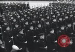 Image of Moscow parade celebrating 40th anniversary of Soviet Union Moscow Russia Soviet Union, 1957, second 28 stock footage video 65675021410