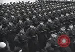 Image of Moscow parade celebrating 40th anniversary of Soviet Union Moscow Russia Soviet Union, 1957, second 31 stock footage video 65675021410