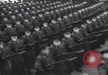 Image of Moscow parade celebrating 40th anniversary of Soviet Union Moscow Russia Soviet Union, 1957, second 32 stock footage video 65675021410