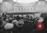 Image of Moscow parade celebrating 40th anniversary of Soviet Union Moscow Russia Soviet Union, 1957, second 51 stock footage video 65675021410