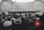 Image of Moscow parade celebrating 40th anniversary of Soviet Union Moscow Russia Soviet Union, 1957, second 52 stock footage video 65675021410