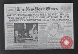 Image of firing of satellites New York United States USA, 1958, second 9 stock footage video 65675021411
