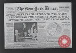 Image of firing of satellites New York United States USA, 1958, second 18 stock footage video 65675021411