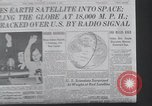 Image of firing of satellites New York United States USA, 1958, second 23 stock footage video 65675021411