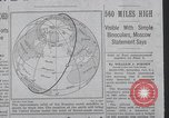 Image of firing of satellites New York United States USA, 1958, second 31 stock footage video 65675021411