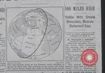 Image of firing of satellites New York United States USA, 1958, second 33 stock footage video 65675021411