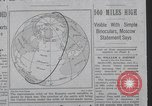 Image of firing of satellites New York United States USA, 1958, second 35 stock footage video 65675021411