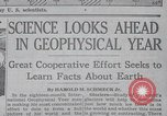 Image of Geophysical Year New York United States USA, 1958, second 12 stock footage video 65675021414