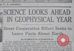 Image of Geophysical Year New York United States USA, 1958, second 13 stock footage video 65675021414