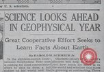 Image of Geophysical Year New York United States USA, 1958, second 14 stock footage video 65675021414