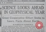 Image of Geophysical Year New York United States USA, 1958, second 15 stock footage video 65675021414