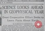 Image of Geophysical Year New York United States USA, 1958, second 16 stock footage video 65675021414