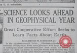 Image of Geophysical Year New York United States USA, 1958, second 17 stock footage video 65675021414