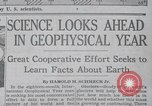 Image of Geophysical Year New York United States USA, 1958, second 18 stock footage video 65675021414