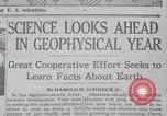 Image of Geophysical Year New York United States USA, 1958, second 19 stock footage video 65675021414