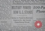 Image of military power New York United States USA, 1958, second 5 stock footage video 65675021419