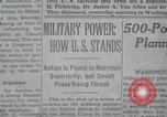 Image of military power New York United States USA, 1958, second 6 stock footage video 65675021419