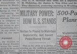 Image of military power New York United States USA, 1958, second 10 stock footage video 65675021419