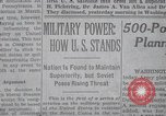 Image of military power New York United States USA, 1958, second 11 stock footage video 65675021419