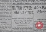 Image of military power New York United States USA, 1958, second 12 stock footage video 65675021419