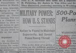 Image of military power New York United States USA, 1958, second 14 stock footage video 65675021419