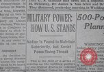 Image of military power New York United States USA, 1958, second 15 stock footage video 65675021419