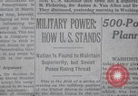Image of military power New York United States USA, 1958, second 16 stock footage video 65675021419